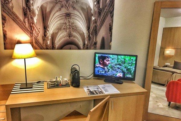 Hotel Boutique Convento Cadiz - фото 50