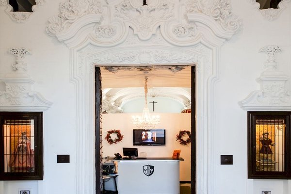 Hotel Boutique Convento Cadiz - фото 12