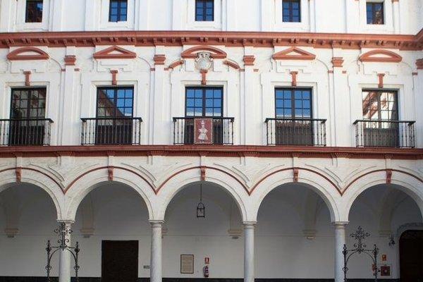 Hotel Boutique Convento Cadiz - фото 21