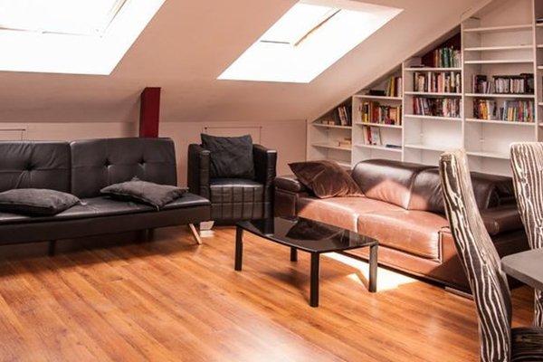 Un studio sur Pompidou - 8