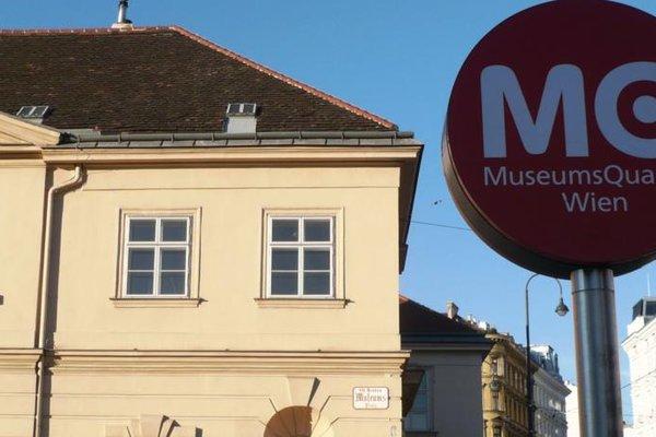 Pension Mozart - фото 23