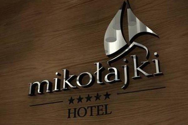Hotel Mikolajki - фото 13
