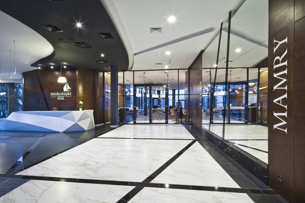 Hotel Mikolajki - фото 14