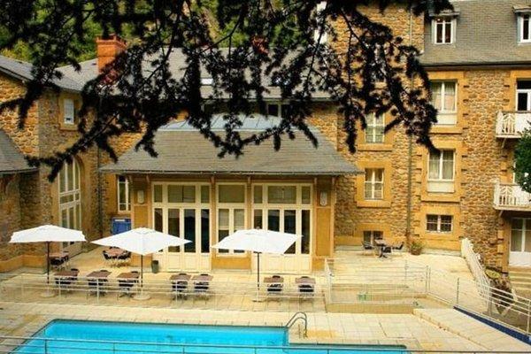 Hotel Mercure Saint-Nectaire Spa & Bien-etre - фото 21