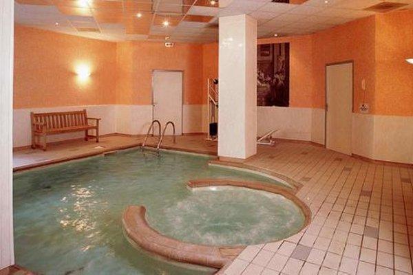 Hotel Mercure Saint-Nectaire Spa & Bien-etre - фото 7