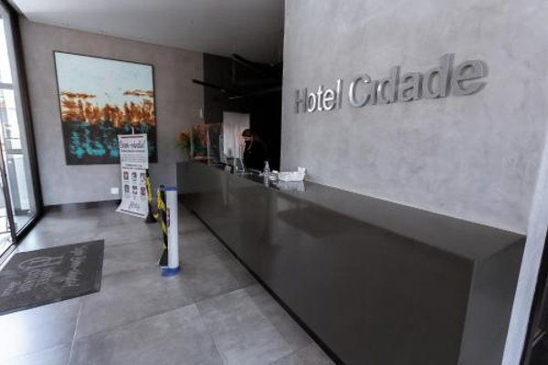Hotel Cidade - 23