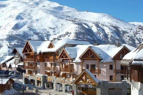 Residence Les Lodges De Pierres - 4