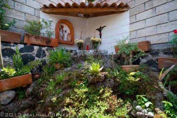 Hotel Quinta Real Las Palmas Malinalco - фото 17