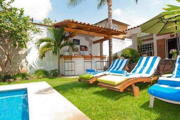 Hotel Quinta Real Las Palmas Malinalco - фото 19