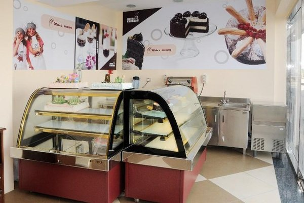 Апарт-отель Dunes Hotel Apartments Muhaisnah - 10
