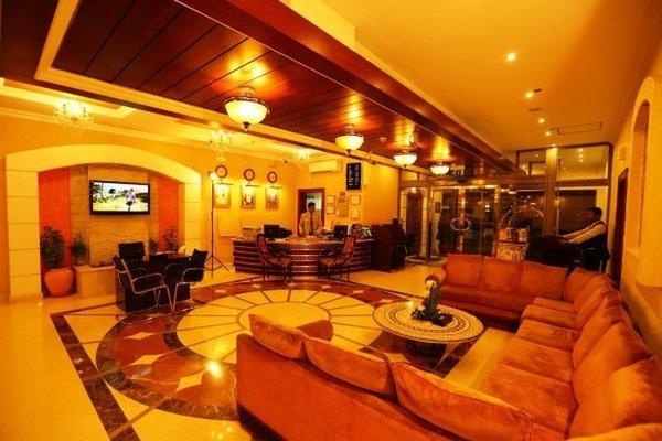 Апарт-отель Dunes Hotel Apartments Muhaisnah - 11