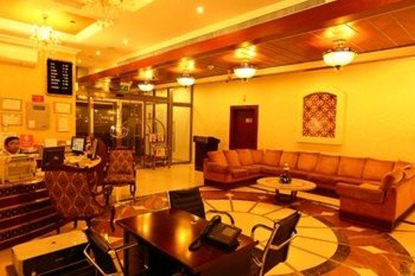 Апарт-отель Dunes Hotel Apartments Muhaisnah - 12