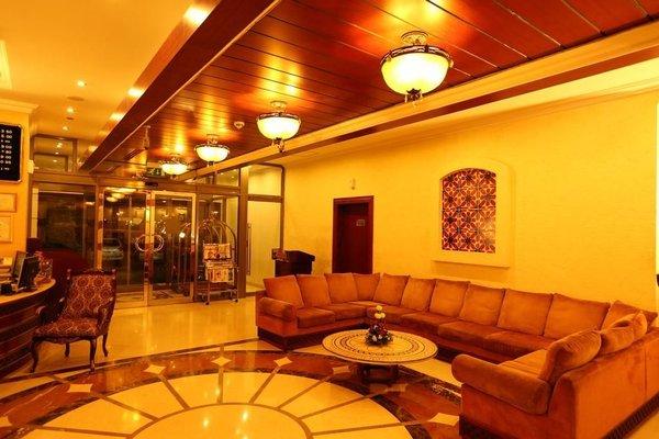 Апарт-отель Dunes Hotel Apartments Muhaisnah - 13