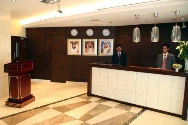 Апарт-отель Dunes Hotel Apartments Muhaisnah - 14