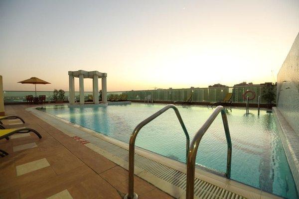 Апарт-отель Dunes Hotel Apartments Muhaisnah - 23
