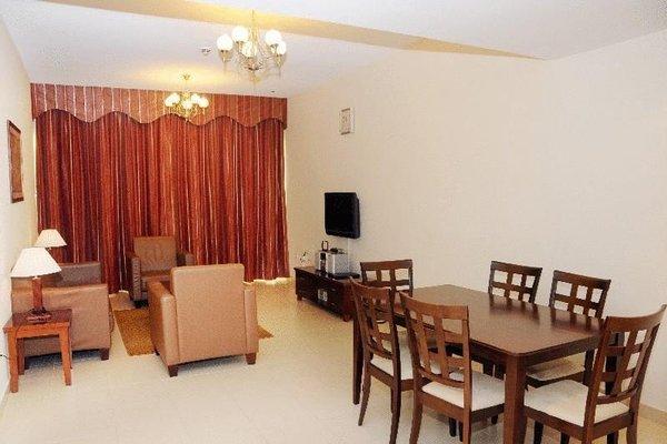 Апарт-отель Dunes Hotel Apartments Muhaisnah - 3