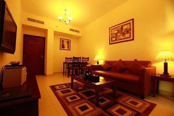 Апарт-отель Dunes Hotel Apartments Muhaisnah - 5