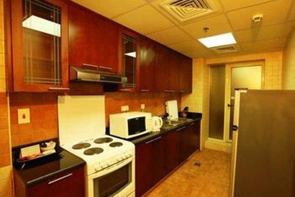 Апарт-отель Dunes Hotel Apartments Muhaisnah - 6