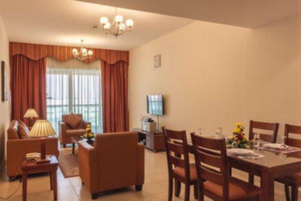 Апарт-отель Dunes Hotel Apartments Muhaisnah - 7