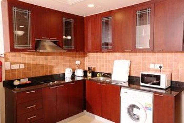 Апарт-отель Dunes Hotel Apartments Muhaisnah - 8