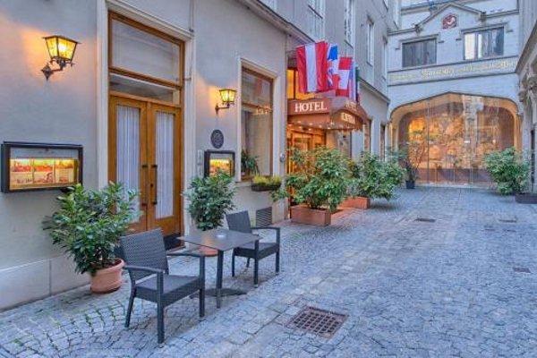 Hotel Austria - Wien - фото 21