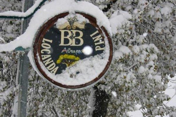 B&B Locanda Tre Pini - фото 13
