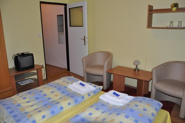 Hotel Komarov - фото 7