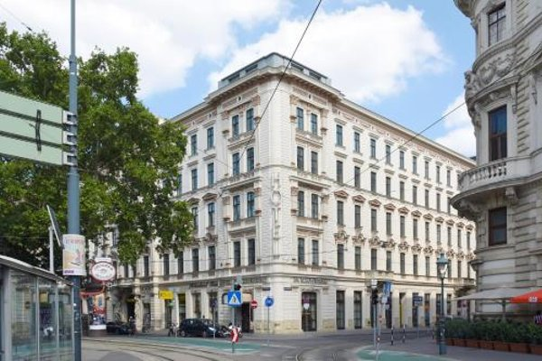 Hotel Am Schubertring - 22