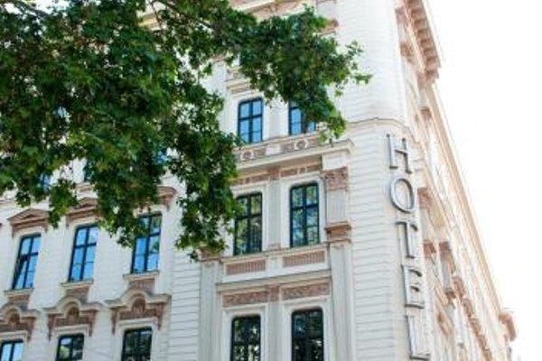 Hotel Am Schubertring - 23