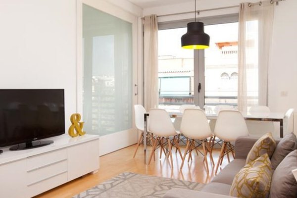 Apartment The White Duplex - фото 49
