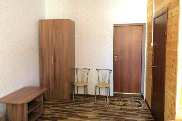 Гостиница Куршавель - фото 10