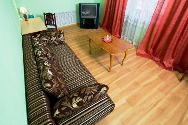 Гостиница Куршавель - фото 13