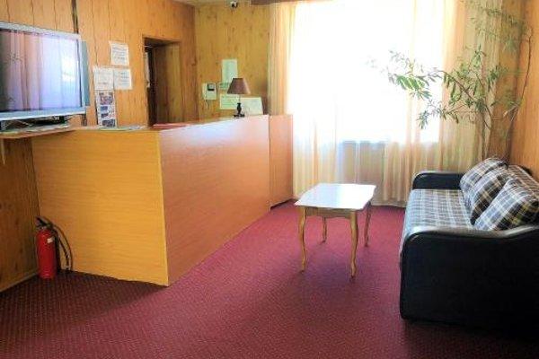 Гостиница Куршавель - фото 15
