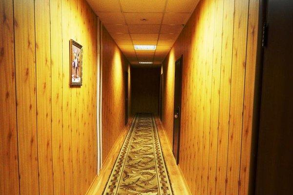 Гостиница Куршавель - фото 17