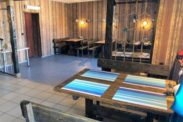 Гостиница Куршавель - фото 18