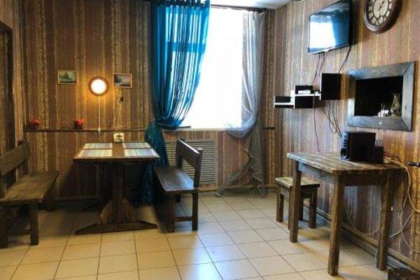 Гостиница Куршавель - фото 6