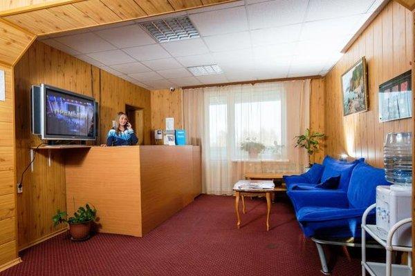 Гостиница Куршавель - фото 7