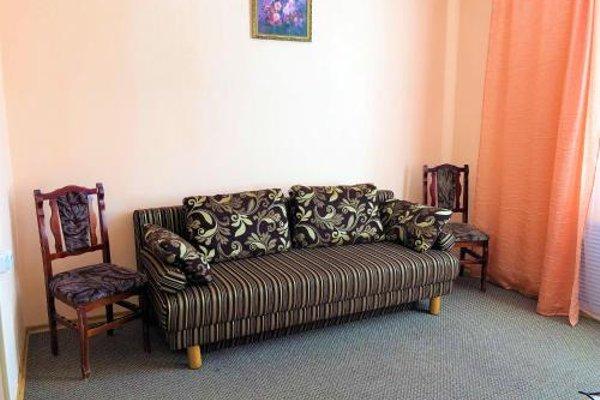 Гостиница Куршавель - фото 8