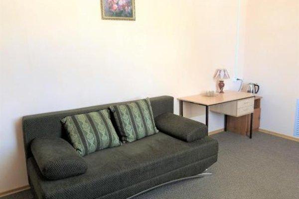 Гостиница Куршавель - фото 9