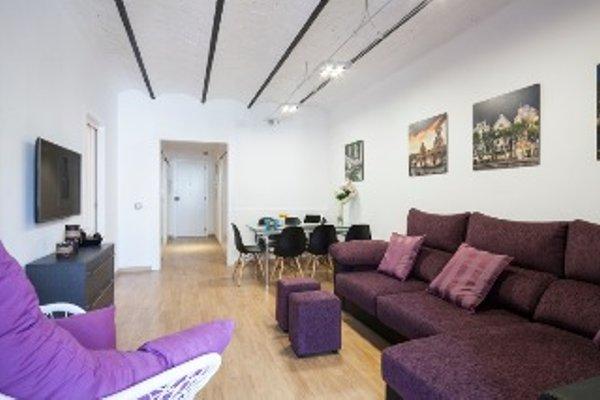 Design Apartment Plaza Catalunya - фото 7