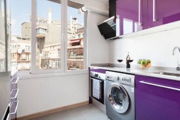 Design Apartment Plaza Catalunya - фото 8