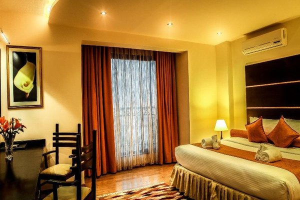 The Monarch Hotel - фото 50