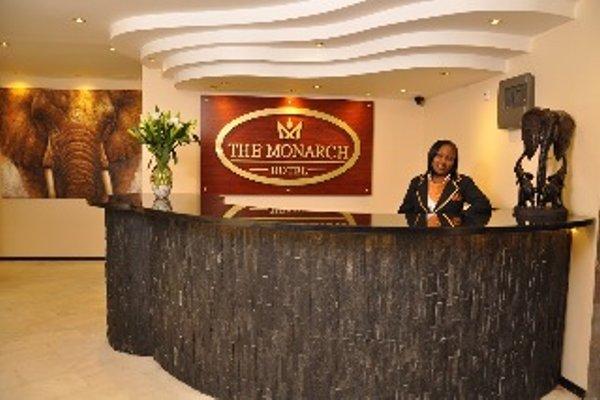 The Monarch Hotel - фото 14