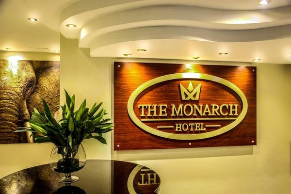 The Monarch Hotel - фото 15