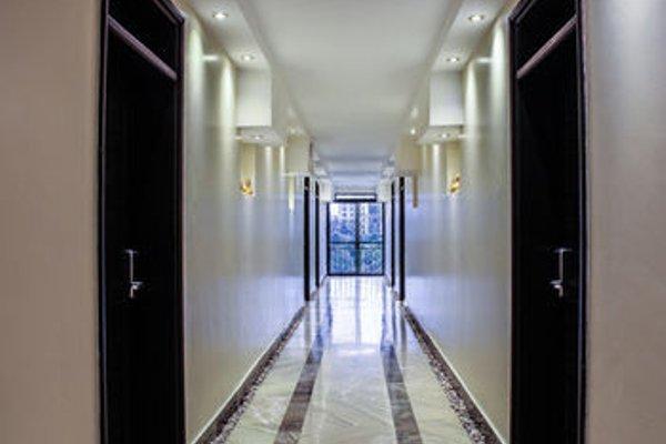The Monarch Hotel - фото 16