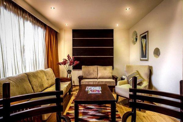 The Monarch Hotel - фото 6