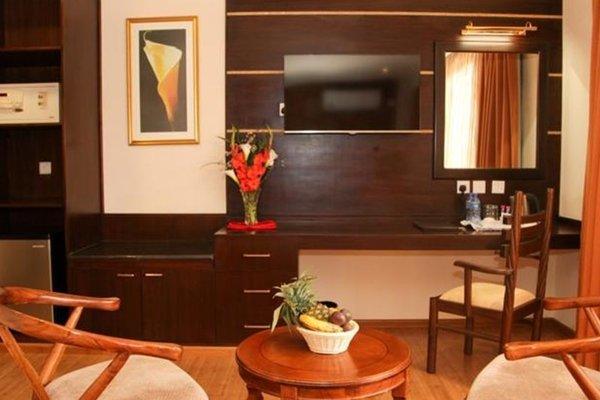 The Monarch Hotel - фото 9