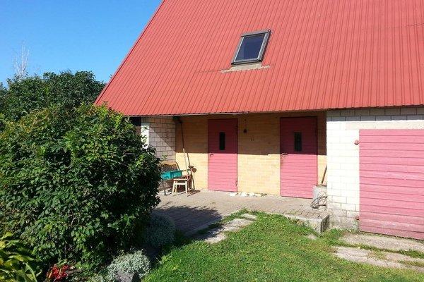 Sarnakortsi Guesthouse - фото 9