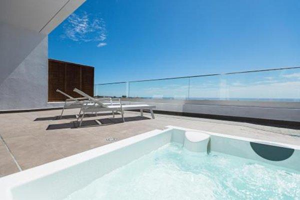 Altos de la Gloria Beach Apartments - фото 19