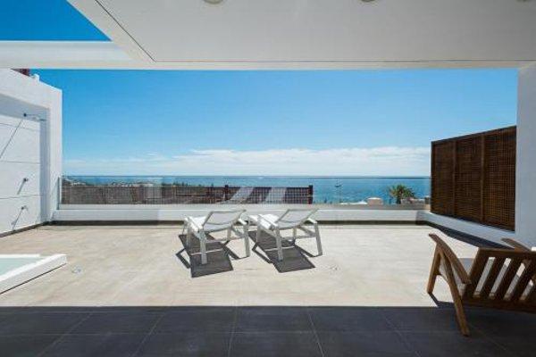 Altos de la Gloria Beach Apartments - фото 20